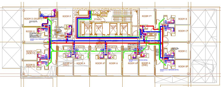 Dst capability for Turn floor plan into 3d model